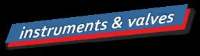 RSM - Instruments & Valves
